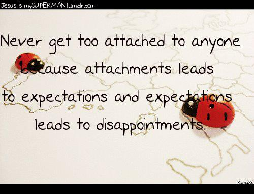 attachment expectation